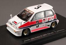 Honda City Turbo R #3 Suzuka 1982 S. Johansson 1:43 Model 44471 EBBRO