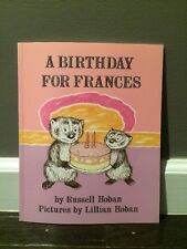 A Birthday for Frances (Russell Hoban) - Paperback