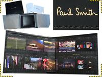 PAUL SMITH Cartera Hombre 100% Piel Made In Italy !A PRECIO DE SALDO¡  PS26 T1G