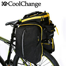 CoolChange Cycling Bike Pannier Bag MTB Bike Bicycle Rear Seat Carrier Handbag
