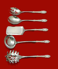 King Richard by Towle Sterling Silver Hostess Set 5pc HHWS Custom Made