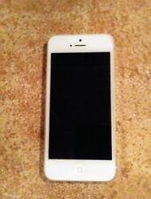 Apple iPhone 5 - 64GB - White (AT&T) A1428 (GSM) PLUS w/ Box Pristine Condition