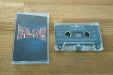 RARE Balaam No More Innocence UK Cassette Mini Album TENS001MC Goth Hard Rock