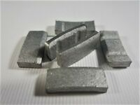 """5"""" 125mm(Thickness 3.5) 50PCS UNIVERSAL DIAMOND CORE DRILL SEGMENTS BOHRSEGMENTE"""