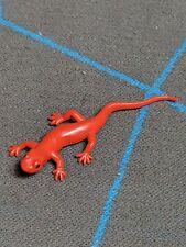 Safari Ltd Red Salamander Amphibian Plastic Toy Figure