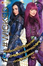 DESCENDANTS 2 - WICKED POSTER 22x34 - MOVIE 15182