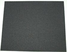 Abrasive Paper Sandpaper SILICON CARBIDE Waterproof 120 Grit x 3 sheets
