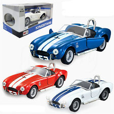1:32 Scale Cobra 427 Classic Diecast Alloy Model Child Gift Convertible Toy Car