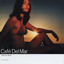 CAFE DEL MAR 7 = Bent/Afterlife/Aromabar/UKO/Lux/Moby/Bush...= CHILLOUT DELUXE!!