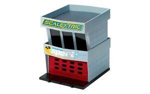 Scalextric C8321 Pit Garage 1/32 Slot Car Accessory