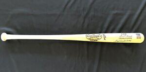 Ted Williams Autographed Signed Louisville SluggerBaseball Bat Green Diamond COA
