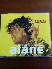 Wes - Alane - Todd Terry Remixes - Maxi-CD  (1997)