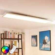 LED Deckenleuchte Tinus Lang 119,5 cm Panel RGB Multicolour Warmweiß Lampenwelt
