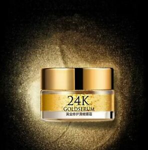 24K Gold Serum for Anti Wrinkle and Anti Aging Eye Cream