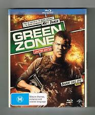 Green Zone : Blu-ray (Limited Edition) Brand New & Sealed