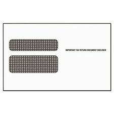 Tops Double Window Tax Form Envelope/Continuous W-2 Forms, 24/Pack (Top2219R)