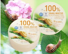 3W Clinic Snail Mucus Soothing Gel 300g, Face & Body Moisturizer SALE