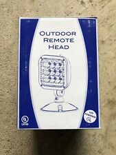 Best Lighting Products LED Remote Single Head Emergency Light
