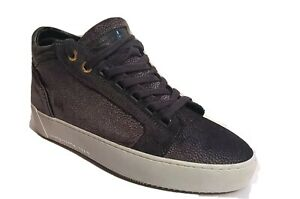 Android's Homme Velvet Women's High Top Sneakers Trainers Size 6UK/EU39RRP £180