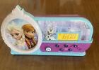 Disney+Frozen+Alarm+Clock+Elsa+Anna+And+Olaf+Night+Music+Let+It+Go+Song