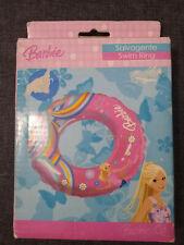 Inflatable Barbie Swimring NIB