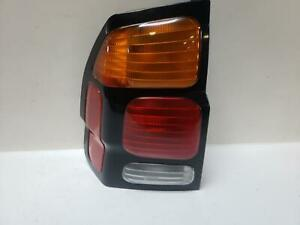 2003 Montero Sport Driver Left Side Tail Light Lamp Assembly
