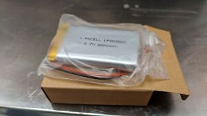 Lithium Ion Batteries 3.7V 2000mAh