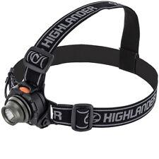 Highlander Vague 3W Led Cree Capteur Projecteur Camping Mains Tête Libre Torch N