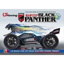 MING-YANG 1:8 Black Panther Bushless Truggy RTR 4S LiPo Waterproof MY00804T
