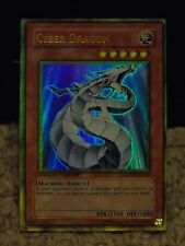 Yu Gi Oh Cyber Dragon Limited Edition Gold Rare GLD1-EN022 Free Delivery