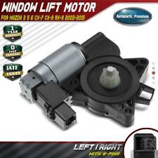 Power Window Lift Motor for Mazda 3 5 6 CX-7 CX-9 RX-8 Front Right or Rear Left