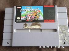 Super Mario Kart (Super Nintendo, 1992) SNES Game