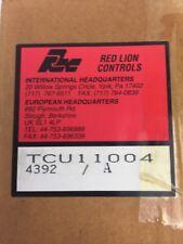 RED LION TCU11004 TEMPERATURE CONTROLLER