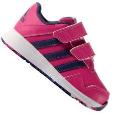 Scarpe sneakers sintetici marca adidas per bambine dai 2 ai 16 anni