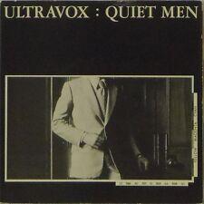 """ULTRAVOX 'QUIET MEN' UK PICTURE SLEEVE 7"""" SINGLE"""