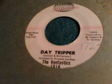"The Vontastics (Beatles cover) day tripper cross over  northern soul 7"" 45rpm"