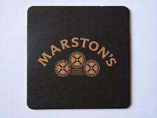 Marston's Brewery Beermat Coaster