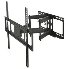 """TV Bracket Wall Mounted Curved Screens 37"""" - 70"""" 40kg Sturdy Construction UK"""