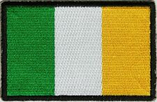 Irish Flag Patch, International Flag Patches,biker patches, flag patches, Ireand
