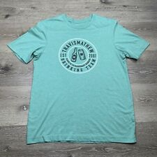 TRAVIS MATHEW Golf Clothing Drinking Team Crewneck Tshirt S Small