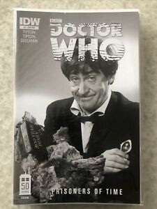 Doctor Who Prisoners Of Time 1-12.  Retail Incentive Covers Except 2. High Grade