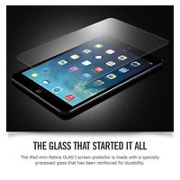 100% Genuino Protector de pantalla Cristal Templado Para Todas Apple iPad/iPhone