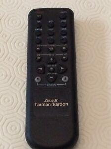 Zone    Hartman Kardon  Remote Control