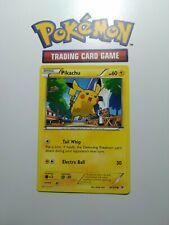 2015 Pokemon Card. 20/108. Common. Pikachu.
