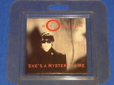 """ROY ORBISON - she's a mystery to me  3"""" CD SINGLE 1989 VSCD1173"""
