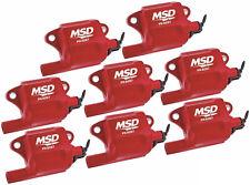 MSD Ignition 82878 GM LS2 LS7 Coil Set LS Corvette GTO SSR 8 Coils