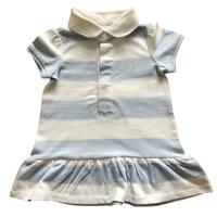 Ralph Lauren Baby Girl's Toddler Smart Collared Tennis Dress Embroidered Logo