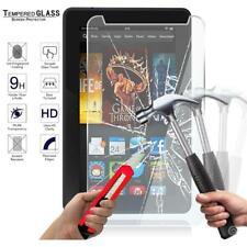 "For Amazon Kindle Fire HDX 7"" Tablet Tempered Glass Screen Protector Cover"