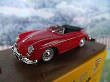 1/43 Brumm (Italy)  Porsche 356 roadster 1952 #117