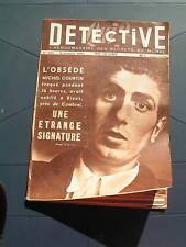 Détective 1950 SAINT JUST ROEUX LA MARTRE ROSAY LIEURE